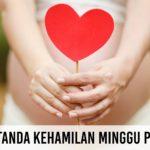 Tanda Tanda Kehamilan Minggu Pertama